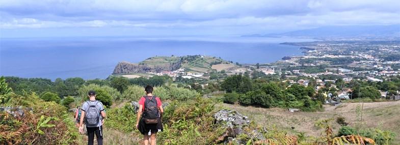 Circuit Açores - Jour 3 : Lac de Canario