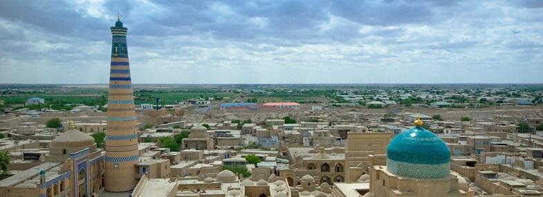 Circuit Ouzbékistan - Jour 3 : Tachkent - Ourgentch - Khiva
