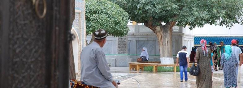 Circuit Ouzbékistan - Jour 4 : Khiva - Boukhara