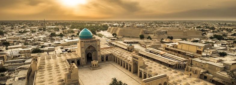 Circuit Ouzbékistan - Jour 5 : Boukhara