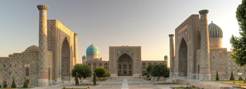 Circuit Ouzbékistan - Jour 7 : Boukhara - Samarcande