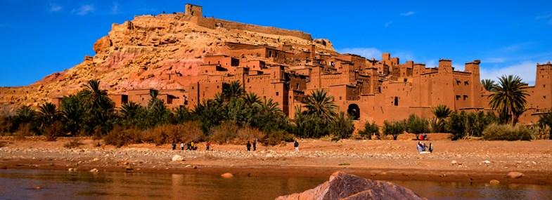 Circuit Maroc - Jour 2 : Marrakech - Aït Ben Haddou - Ouarzazate