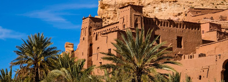 Circuit Maroc - Jour 3 : Ouarzazate - Agdez - Tazarin - Erg Chebbi