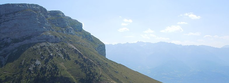 Circuit Rhône-Alpes - Jour 6 : Le Roc d'Arguille (1768 m)