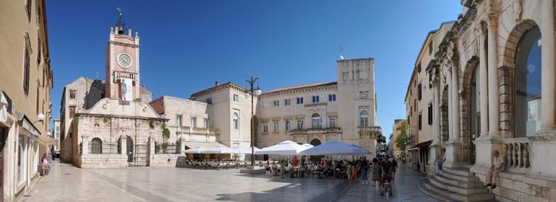 Circuit Croatie - Jour 2 : Split - Krasno