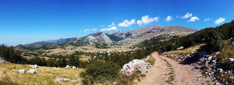 Circuit Croatie - Jour 4 : Parc national Velebit