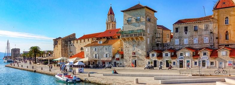 Circuit Croatie - Jour 6 : Sibenik - Parc national de Krka