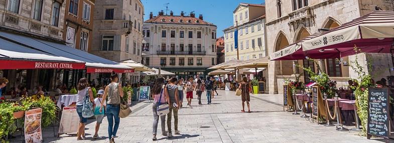 Circuit Croatie - Jour 8 : Split - Vol retour pour la France
