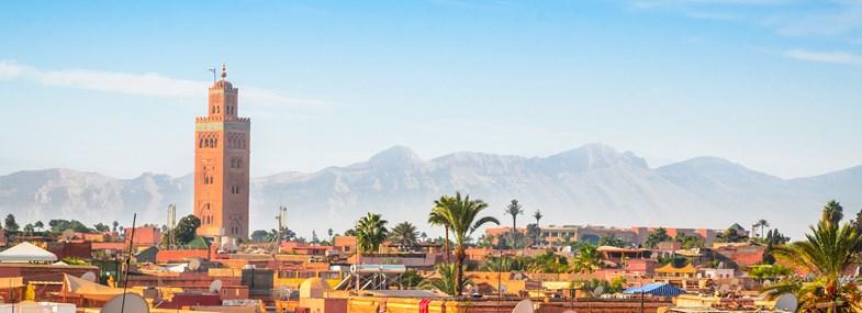 Circuit Maroc - Jour 1 : Vol pour Casablanca