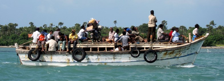 Circuit Sri Lanka - Jour 5 : Jaffna - Nagadeepa - Jaffna - Nilaveli