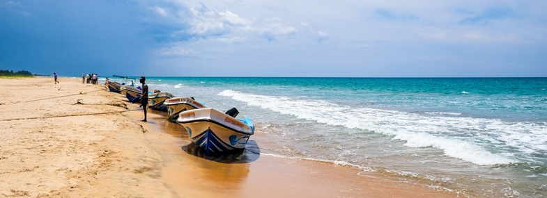 Circuit Sri Lanka - Jour 6 : Nilaveli