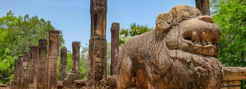 Circuit Sri Lanka - Jour 7 : Nilaveli - Polonnaruwa - Sigiriya