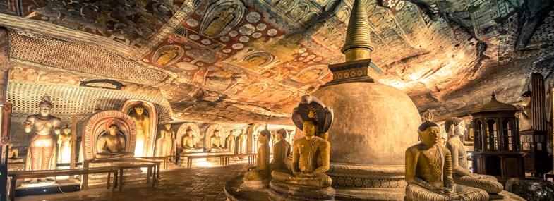 Circuit Sri Lanka - Jour 9 : Sigiriya - Dambulla - Matale - Kandy