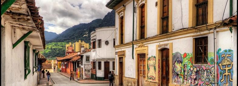 Circuit Colombie - Jour 2 : Bogota