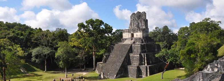 Circuit Guatemala - Jour 10 : El Remate - Tikal