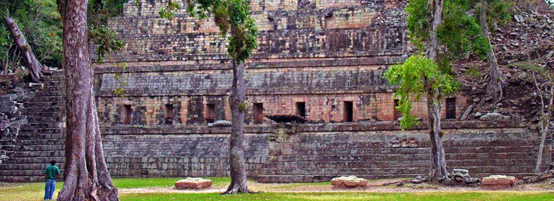 Circuit Guatemala - Jour 6 : Antigua - Copan