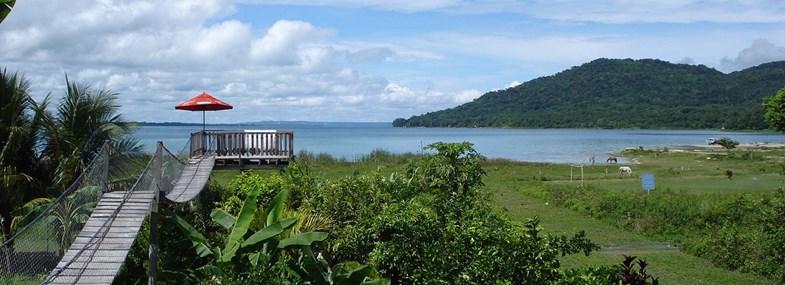 Circuit Guatemala - Jour 9 : Flores - Finca El Paraiso - Rio Dulce