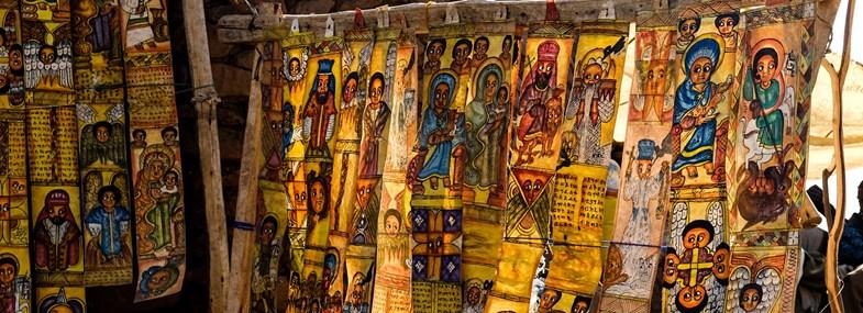 Circuit Ethiopie - Jour 10 : Mekele (2085m) - Lalibela (2630m)