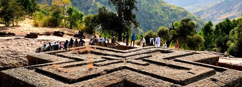 Circuit Ethiopie - Jour 11 : Lalibela (2630m)
