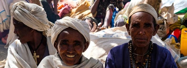 Circuit Ethiopie - Jour 12 : Lalibela (2630m) - Baher Dar (1800m)