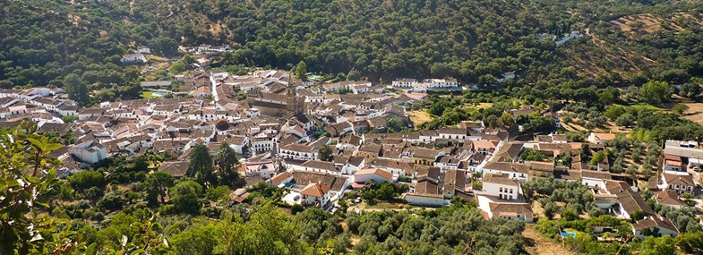 Circuit Espagne - Jour 4 : Aracena - Alájar
