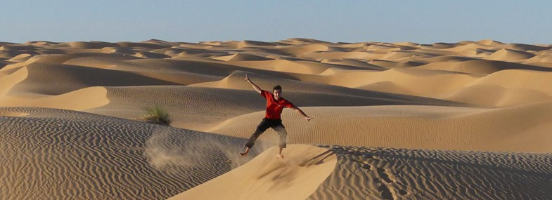 Circuit Mauritanie - Jour 5 : M'ghalig Warane - Tinouarderit - Guelb Er Raoui