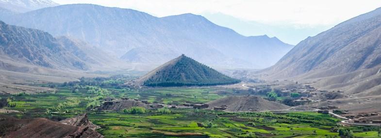 Circuit Maroc - Jour 4 : Ait Ouchi - Lac d'Izourar - Ait Ouchi