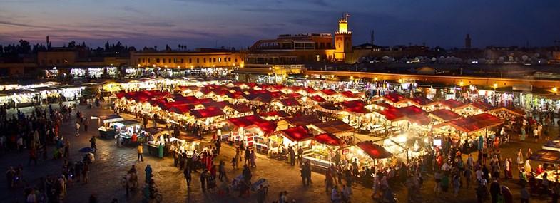 Circuit Maroc - Jour 7 : Marrakech