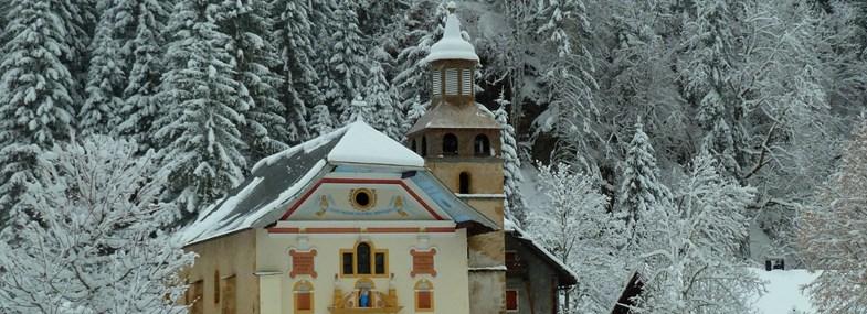 Circuit Rhône-Alpes - Jour 2 : Le Val Montjoie (1584 m)