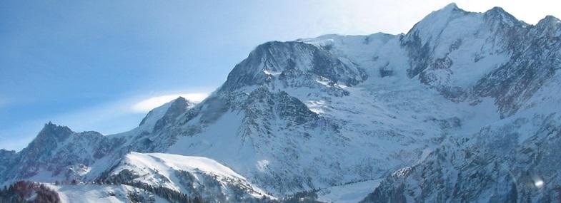 Circuit Rhône-Alpes - Jour 5 : Vallon de Bionnassay (1900 m)