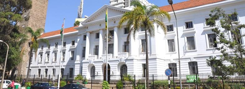 Circuit Kenya - Jour 1 : Vol pour Nairobi