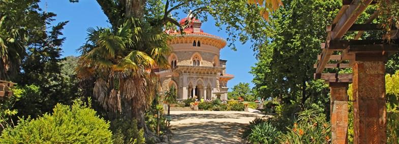 Circuit Portugal - Jour 2 : Sintra - Parc de Monserrate