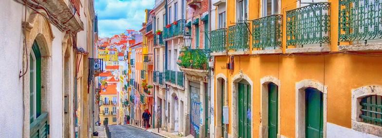Circuit Portugal - Jour 4 : Sintra - Lisbonne