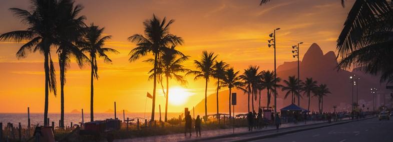 Circuit Brésil - Jour 1 : Vol pour Rio de Janeiro