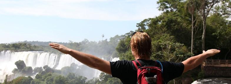 Circuit Brésil - Jour 5 : Rio de Janeiro - Chutes d'Iguaçu (côté Brésilien)