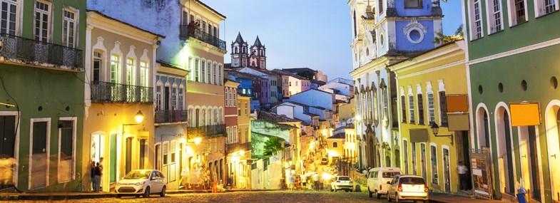 Circuit Brésil - Jour 7 : Iguaçu - Salvador de Bahia