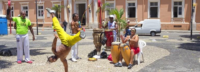 Circuit Brésil - Jour 8 : Salvador de Bahia