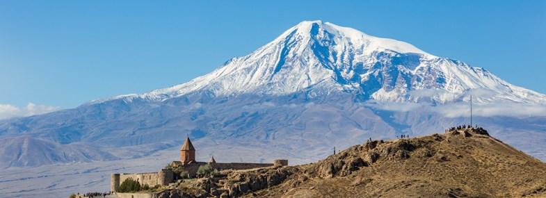 Circuit Arménie - Jour 3 : Erevan - Khor Virap - Novarank - Karahoundj - Goris