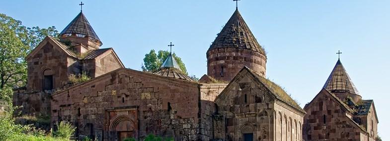 Circuit Arménie - Jour 6 : Dilijan - Gochavank - Sanahin - Haghpat - Odzun