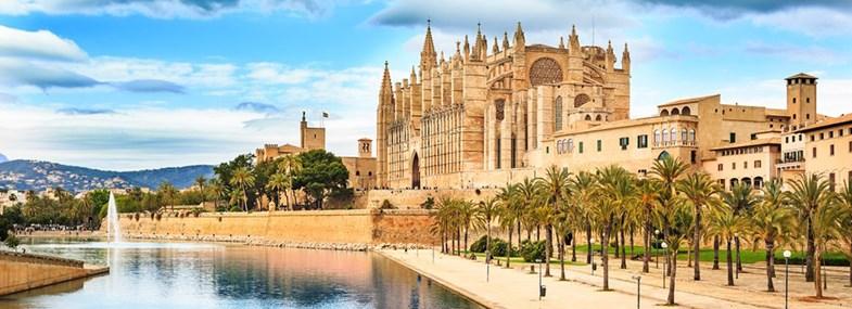 Circuit Baléares - Jour 1 : Vol pour Palma de Majorque