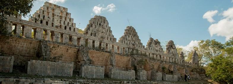 Circuit Mexique - Jour 5 : Merida - Uxmal - Campeche