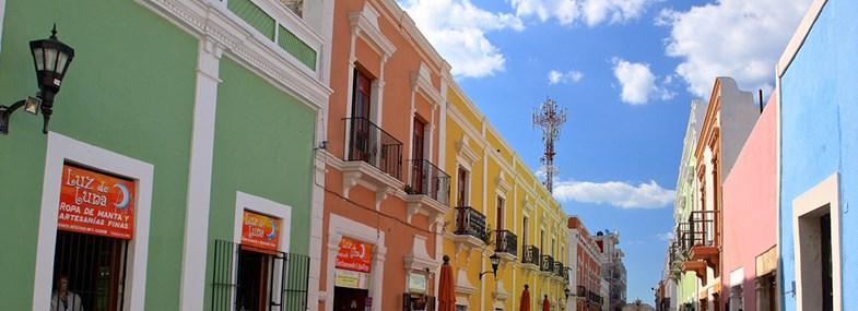 Circuit Mexique - Jour 6 : Campeche - Palenque