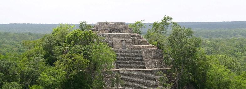 Circuit Mexique - Jour 8 : Palenque - Balamku - Chicana