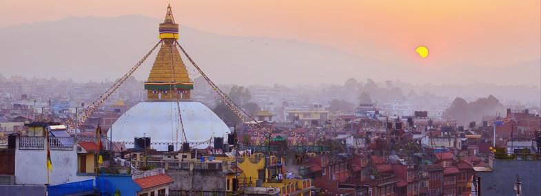Circuit Népal - Jour 14 : Katmandou - Vol retour