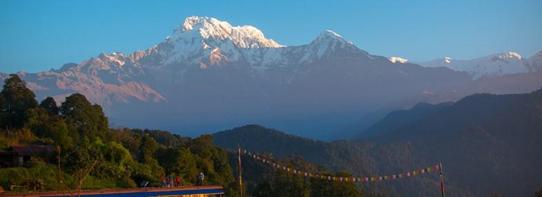 Circuit Népal - Jour 5 : Australian Camp