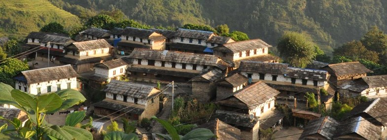 Circuit Népal - Jour 7 : Landruk - Ghandruk