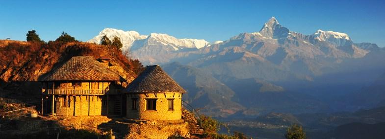 Circuit Népal - Jour 8 : Ghandruk - Sarangkot