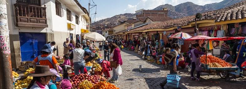 Circuit Pérou - Jour 15 : Arrivée en France