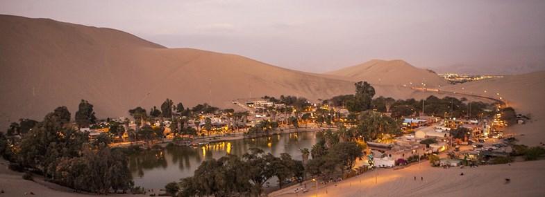 Circuit Pérou - Jour 3 : Paracas - Huacachina - Nasca
