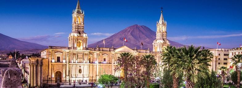 Circuit Pérou - Jour 6 : Arequipa (2400 m) - Chivay (3650 m) - Cabanaconde (3287 m)